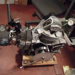 Steuerzeiten eingestellen Ducati TT 2 Motor Pantah