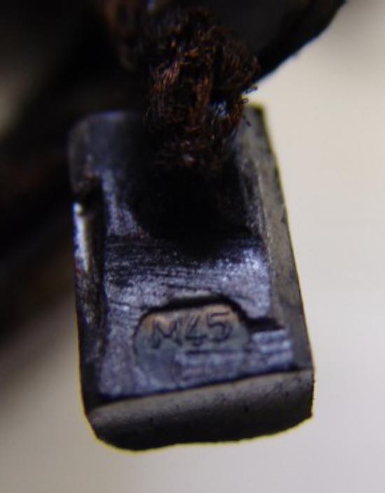 Reparatur eines Ducati-Pantah Anlassers 6