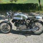 Umbau Ducati Pantah Cafe Racer